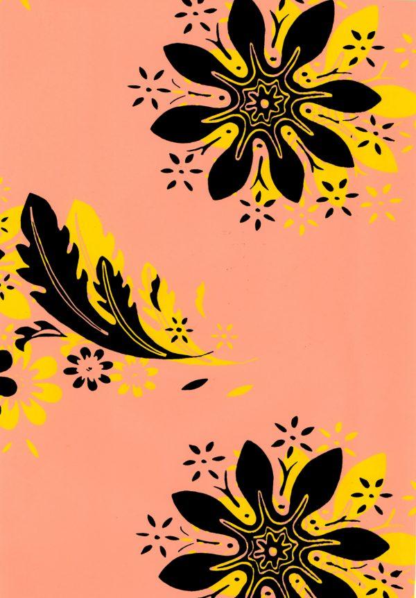 Florentine Floral Pink