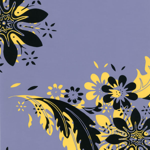 Florentine Floral Lavender