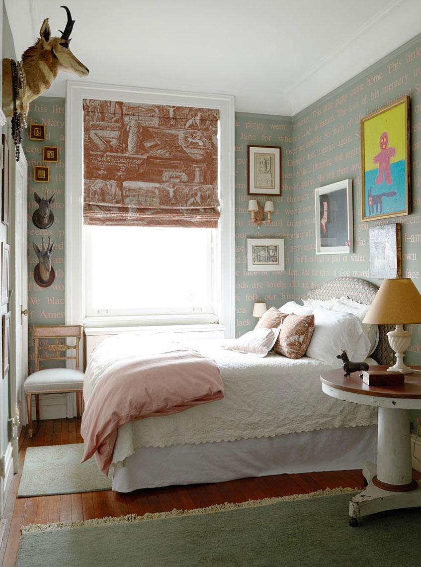 Harlem Landmark Guest Bedroom