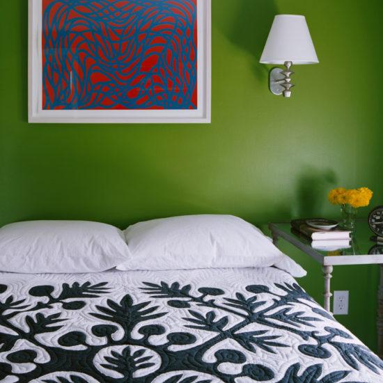 Hudson Valley Cottage Bedroom