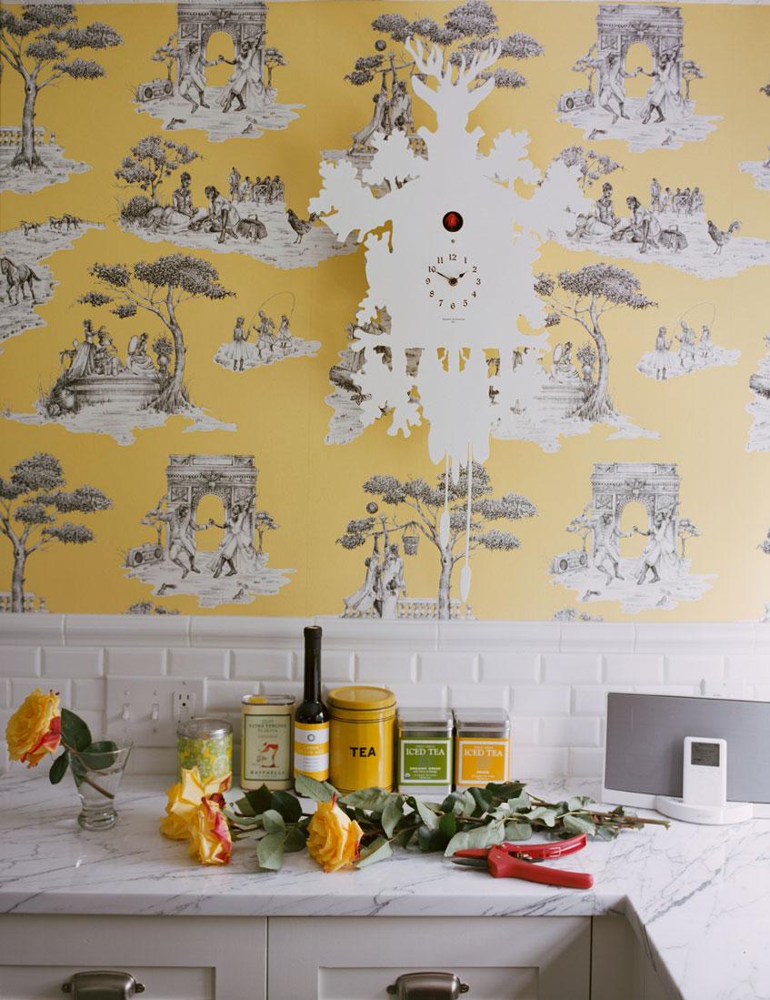 Hudson Valley Cottage Kitchen