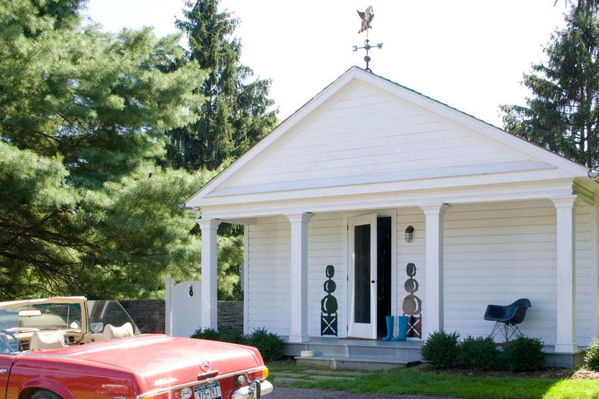 Hudson Valley Cottage