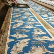 Harlem Toile Hand Screening