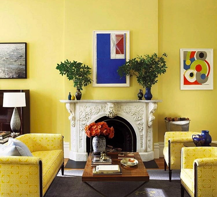 Harlem Townhouse Living Room