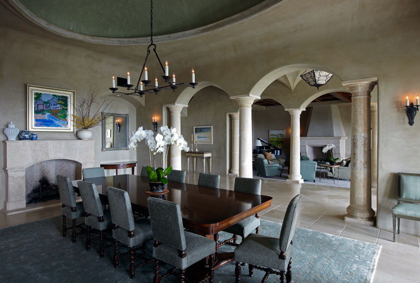 Santa Barbara Dining Room