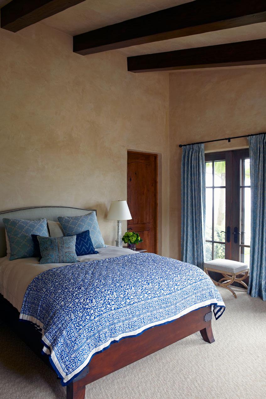 Santa Barbara Guest Bedroom