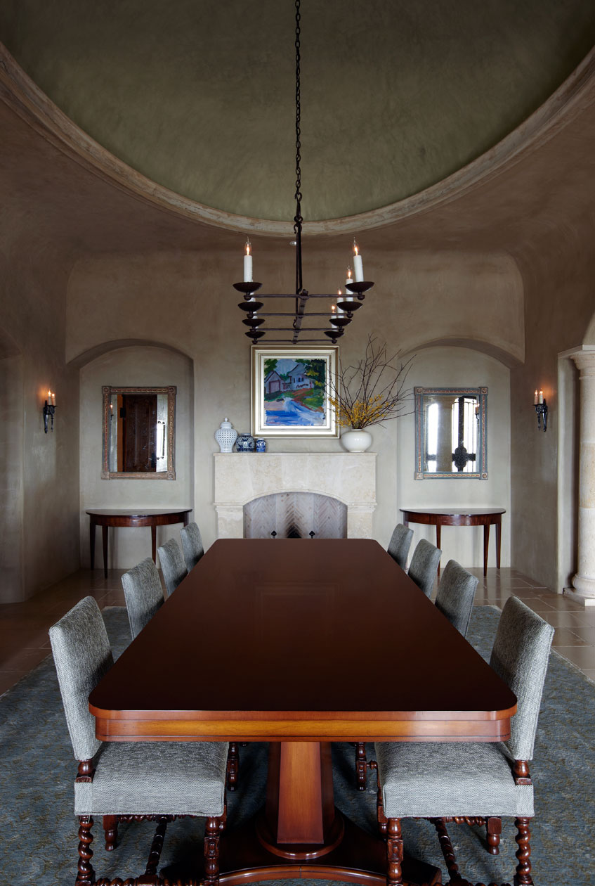 Santa Barbara Dining Room