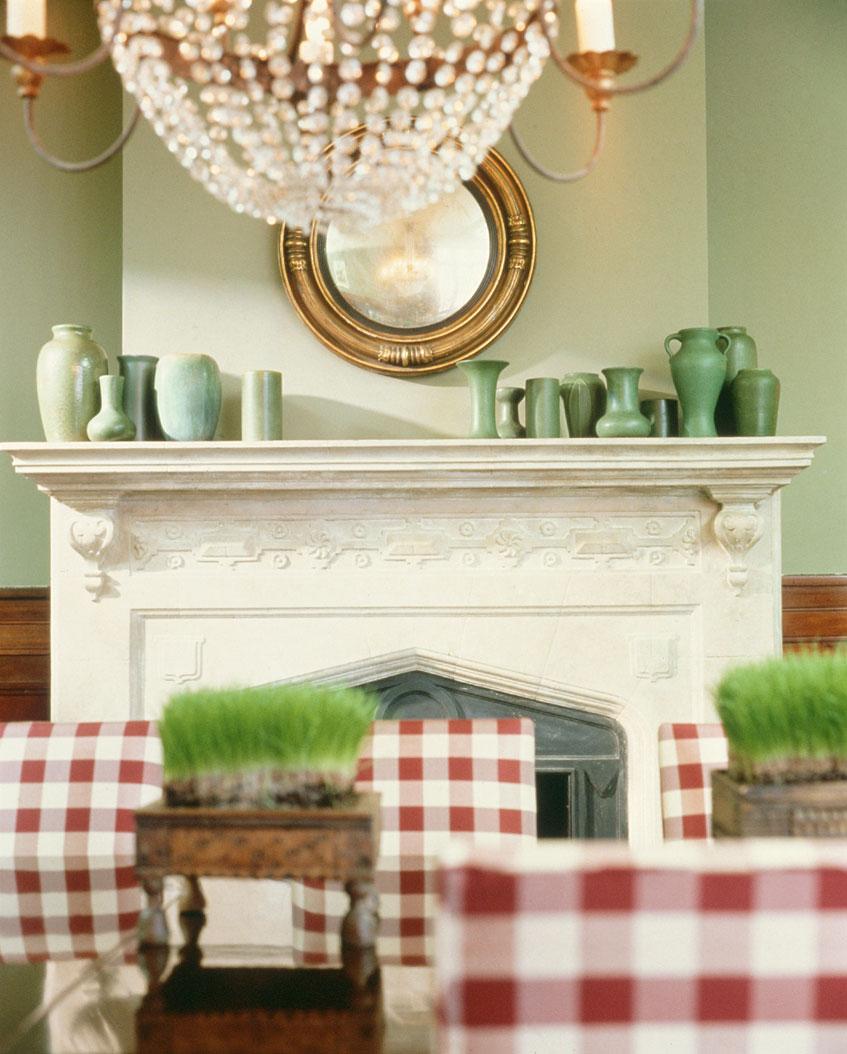 Prewar Dining Room Detail