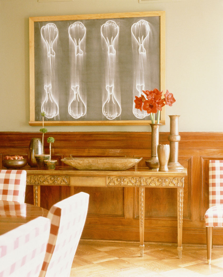 Prewar Dining Room- Gary Simmons