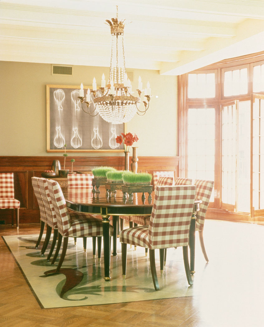 Prewar Dining Room