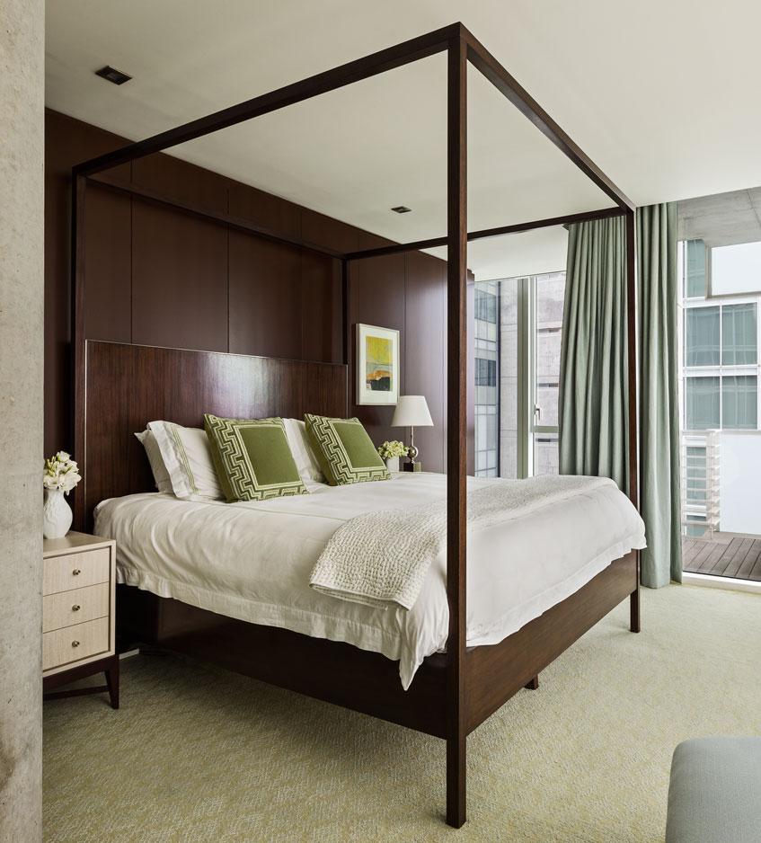 West Village Master Bedroom