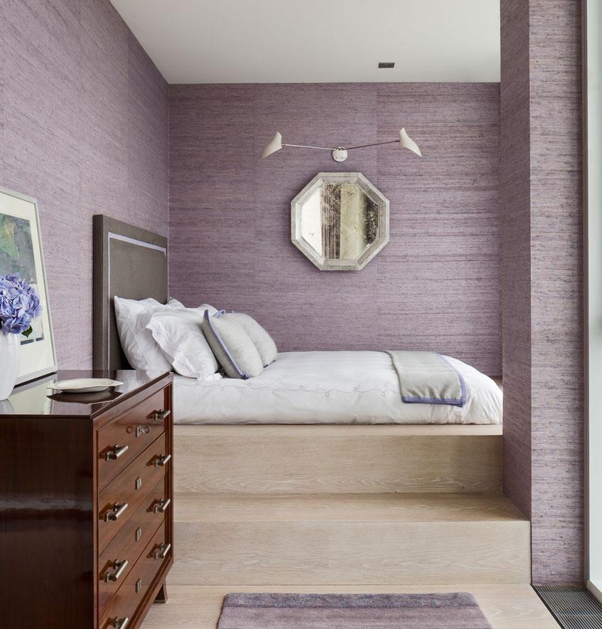 West Village Guest Bedroom