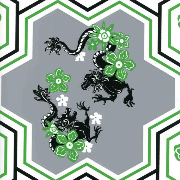 Dragon Flower Green