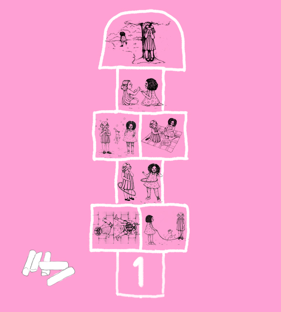 Hopscotch Pink