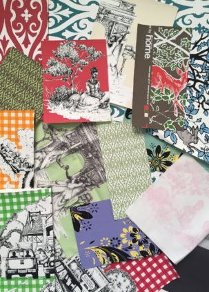 Wallpaper & Fabric Samples