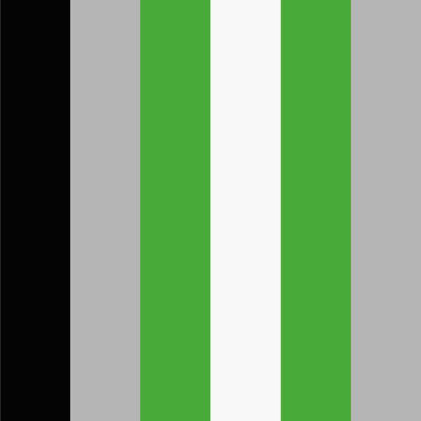 Classic Stripe - Green
