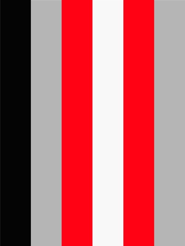 Classic Stripe - Red